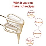 4 Pieces W10490648 Hand Mixer Turbo Beater