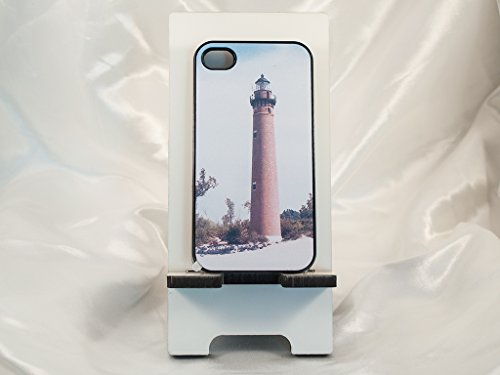 Sable Michigan Lighthouse - iPhone case, Little Sable Michigan Lighthouse Design