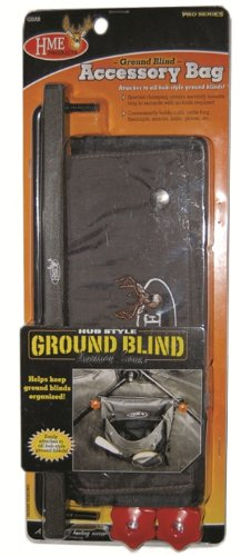 Review HME Products Ground Blind Accessory Bag