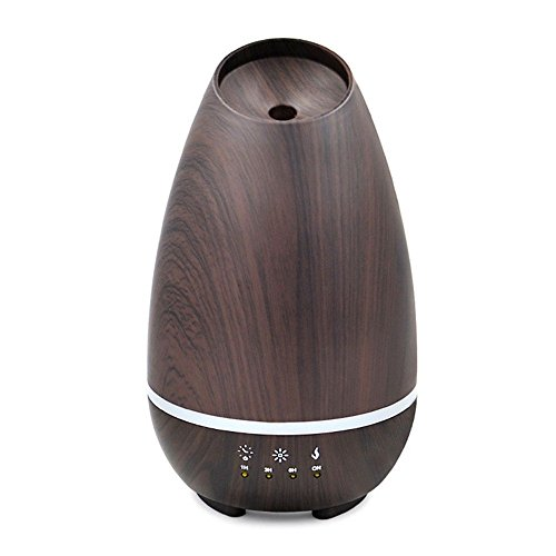 Multi-diffuser diffuser difussers Humidifier Humidifiers cooler vaporiser Deep wood grain retail essential oil air purification diffuser incense lamp by Multi-diffuser