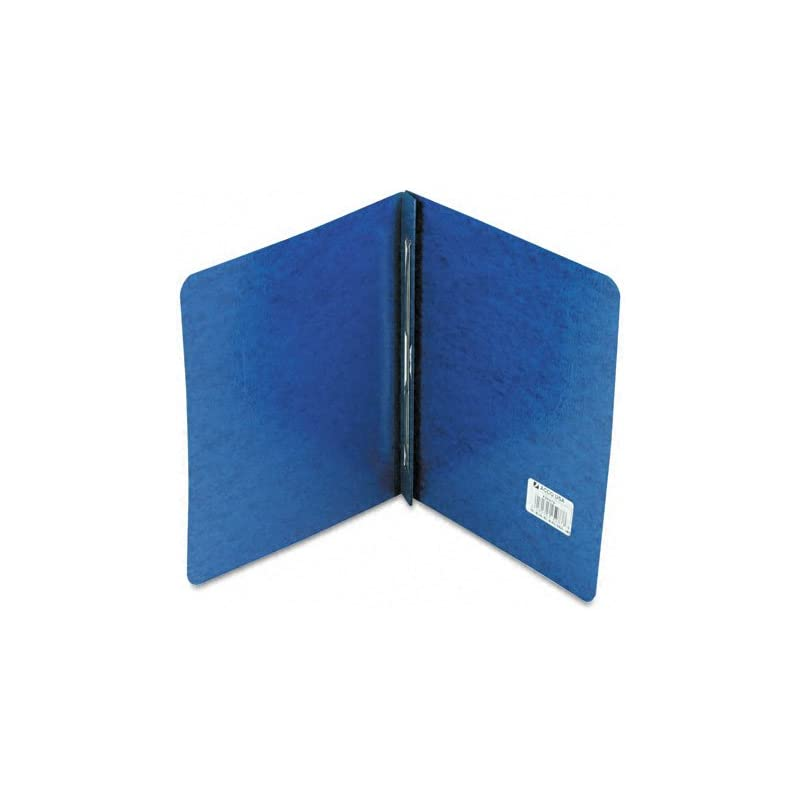 Oxford Panel And Border Leatherette Front Report Cover