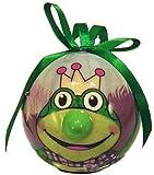 D&D Distrubutions D&D Blinking Animal Christmas Ornament (Frog)