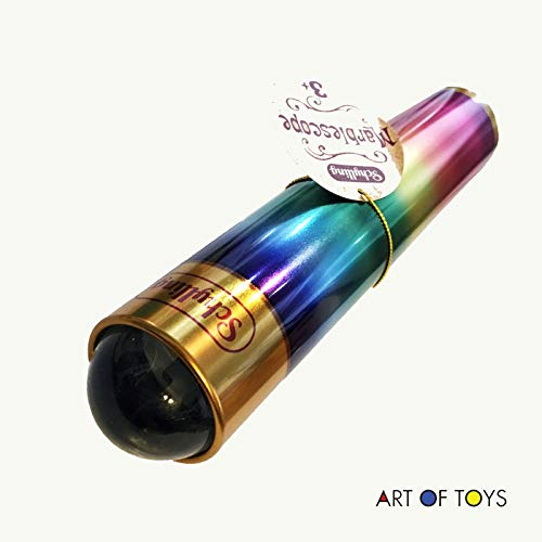 Tin Marble Kaleidoscope (Sold Individually - Colors Vary)