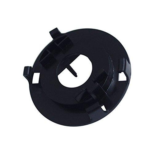 FEELDO 2X H7 HID Headlight Xenon Bulb Holder Socket Adapter for KIA Carnival Hyundai New Tucson HID Bulb Base