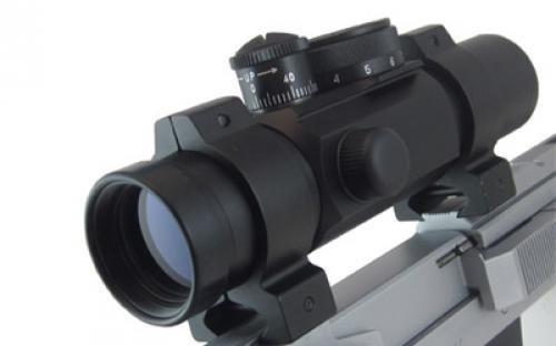 Ultradot Dist. matchdot II 30 mm matt by Ultra Dot