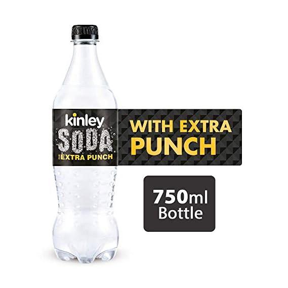Kinley Club Soda, 750 ml Bottle