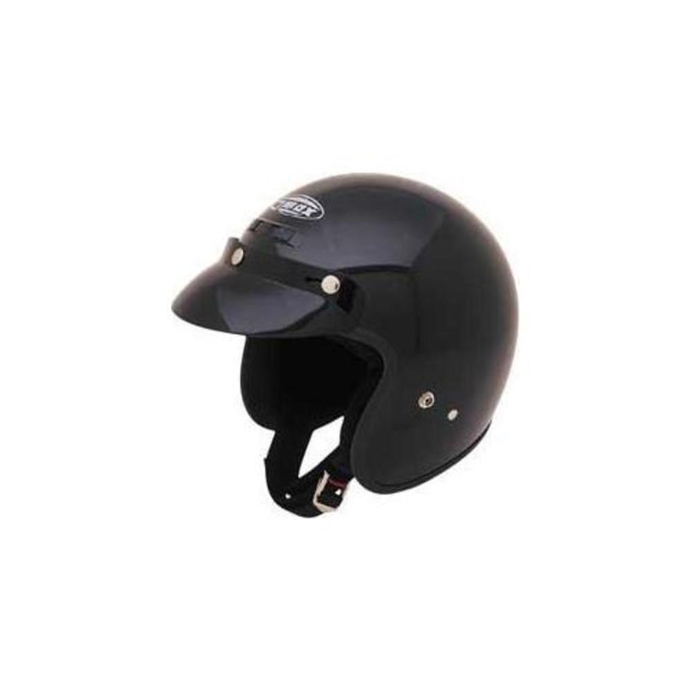 X-Small GMax Helmets GMax GM2 Matte Black Open Face Helmet