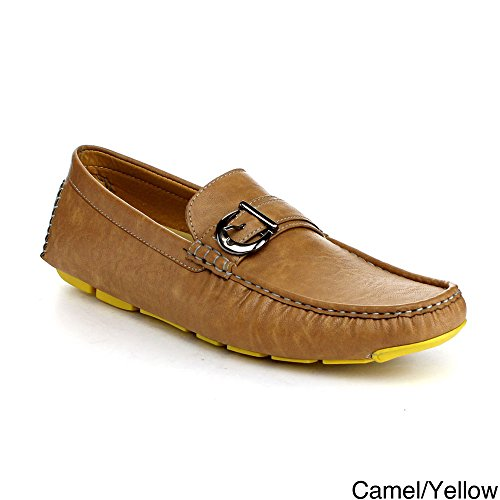 Arider BRUCE-01 Men's Syntheric PU Low-Top fashion Loafers Shoes Shoes