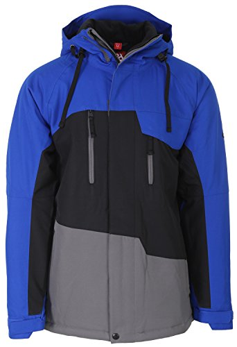 686 Mens Authentic Geo Insulated Jacket