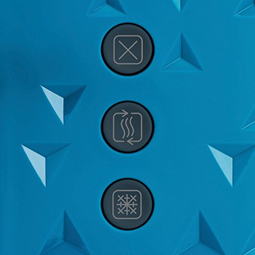 Morphy Richards 248104 Prism Toaster - Blue