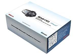 Sena smh10 d 01sm snowmobile bluetooth headset for Garage sena auto