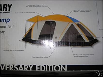 HILLARY BIGHORN THREE-ROOM LOCKER DOME TENT : sears hillary tent replacement parts - memphite.com