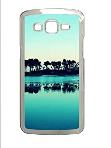 Samsung Galaxy Grand 2 7106 Case and Cover -Natural 140 PC case Cover for Samsung Galaxy Grand 2 7106 ¨CTransparent
