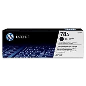 Hewlett Packard HP 78A LaserJet Pro P1606/M1536 MFP Series Smart Print Cartridge (2 100 Yield) (234/Pallet) 78A LJ Print Ctg 2.1K Yld, Part Number CE278A