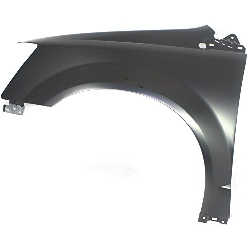 Fender for Dodge Grand Caravan 08-16 LH Steel CAPA Certified Front Left Side