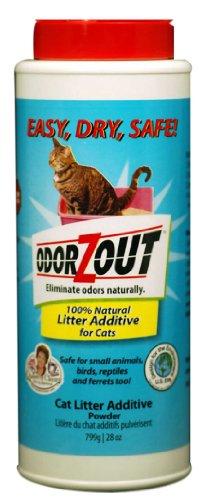 Cat Litter Additive Powder Litter Box Odor Remover 28-ounces, My Pet Supplies
