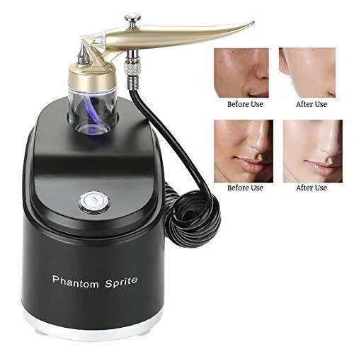 - NSWD Oxygen Facial Machine, Water Oxygen Sprayer Facial Steamer Skin Rejuvenation Care for Skin Anti Wrinkle Rejuvenation