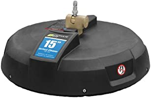 PowerFit PF31023B Surface Cleaner, 15-Inch