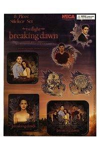 Neca Twilight Breaking Dawn - Sticker Set -