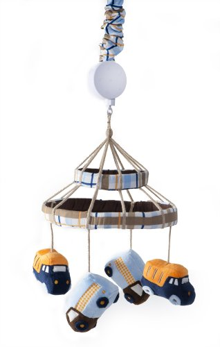 Carter's Musical Mobile, Street Fleet (Discontinued by Ma...