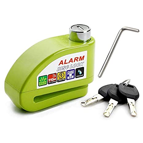 Algol - Security Lock Padlock Waterproof Anti-theft Alarm for ...