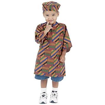West African Boy Costume