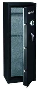 SentrySafe G1459E 14-Gun Electronic Lock Safe, Black Powder Coat