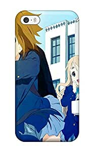High Quality CaseyKBrown K-on Skin Case Cover Specially Designed For Iphone - 5/5s