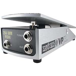 Ernie Ball 6181 Junior Size Volume Pedal-Mono, 25K VPJR
