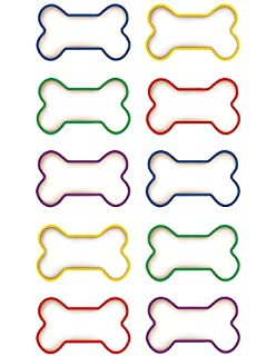 image about Printable Dog Bones called : 105 Printable Pet Bone Labels, 2.4\