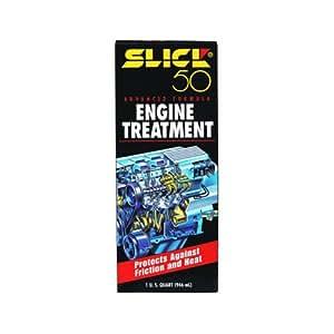 Amazon.com: Slick 50 750001 Advanced Formula Engine and Transmission Treatment - 32 oz.: Automotive