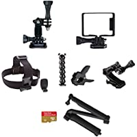 Rock Climbing Kit Bundle Edition GoPro Accessories for GoPro Hero 4/3+