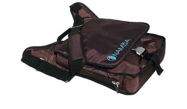 Amazon.com: Estudio Kava bolsa de ordenador portátil, de alta Bolsa de rendimiento de los Músicos y DJs, en maya Brown, KLS-BN: Musical Instruments