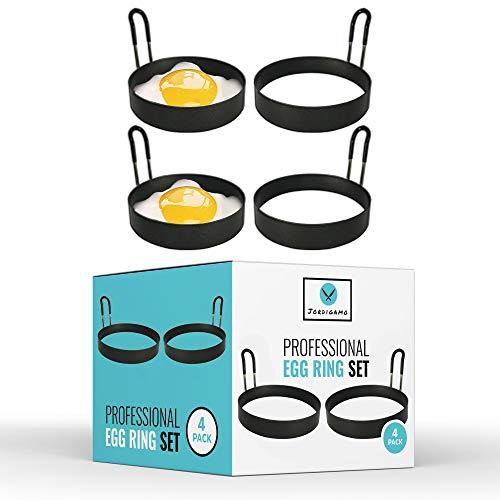 JORDIGAMO Professional Egg Ring
