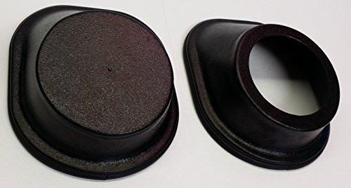 Universal Under Dash Enclosure - JACK Universal mount speaker pod custom car audio enclosure *MADE IN THE USA*