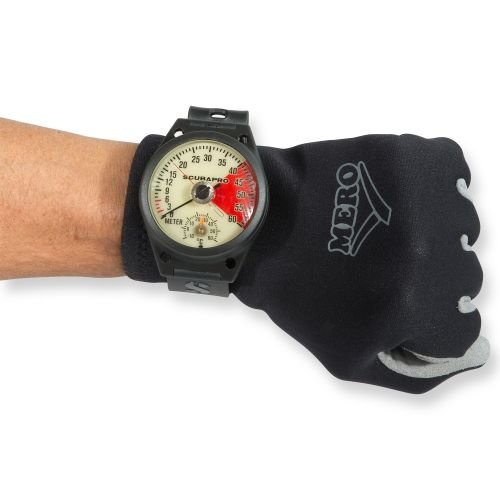 ScubaPro Uwatec Wrist Mount Metric Depth Gauge