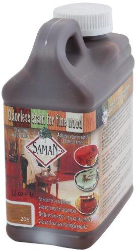saman-tew-206-32-1-quart-interior-water-based-stain-for-fine-wood-amaretto
