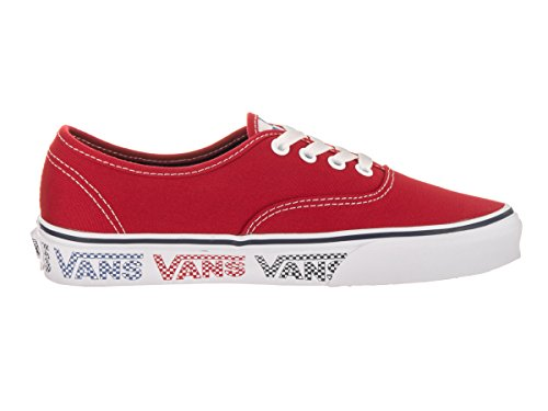 Red Authentic Authentic Vans Vans Red Authentic Vans Red qwxtURF