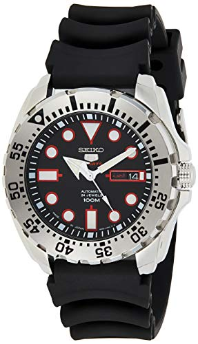 Seiko 5 Men's 100 meters Diver's Watch