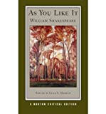 As You Like it (Norton Critical Editions) (Paperback) - Common