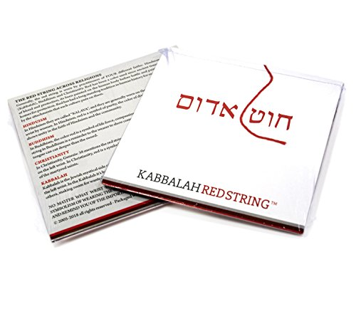 kabbalah red string instructions
