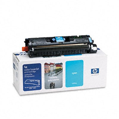 515231-C9701A Toner 4000 Page Yield Cyan Case Pack 1