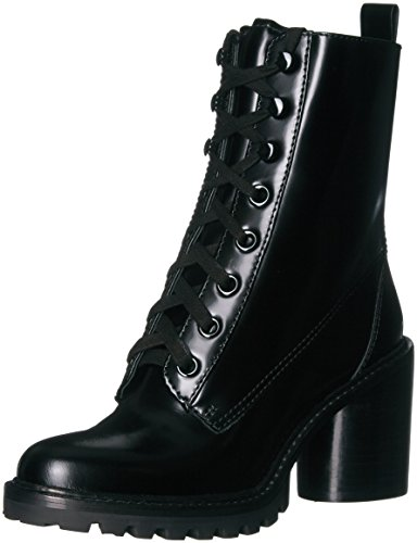 Marc Jacobs Women's Ryder Lace up Ankle Boot, Black, 36 M EU (6 - Boots Jacobs Marc