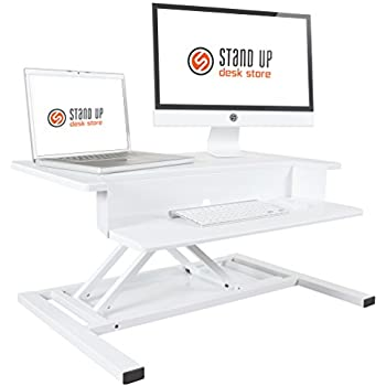 Amazon Com Airrise Pro Standing Desk Converter