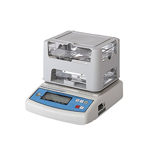 (Automatic PVC Electronic Solid Powder Density Meter Particle Densitometer 0-300g 0.01g)