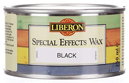 (Liberon Black Patinating Special Effects Wax 250ml)