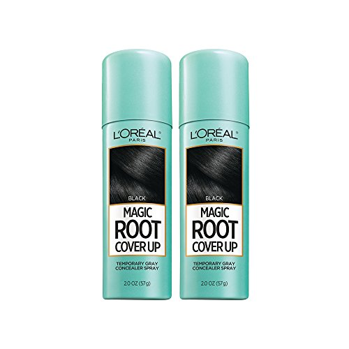 L Oreal Paris Hair Color Root Cover Up Hair Dye Black 2