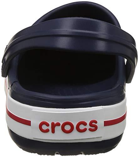 Sabots Crocband Crocs Enfant Navy Mixte wxPnUP