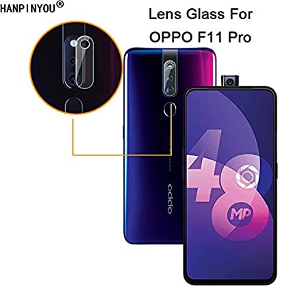 Casodon Oppo F11 Pro Camera Lens Tempered Glass Anti: Amazon in