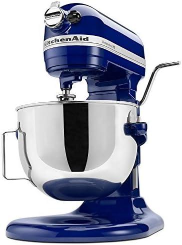 Kitchenaid Professional Heavy Duty 5QT Bowl Lift Stand Mixer 475 Watts - Cobalt Blue by: Amazon.es: Hogar